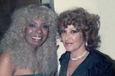Mary Wells and Rosie