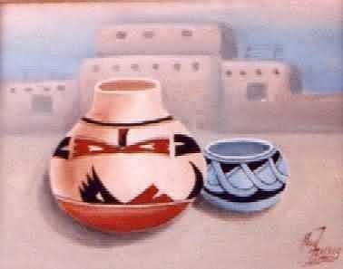 NM Pottery