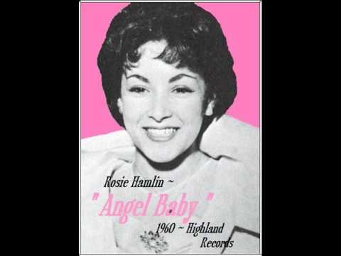 ANGEL BABY ~ Rosie & The Originals  1960.wmv