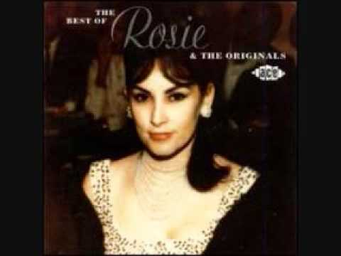Rosie & The Originals - Lonely Blue Nights (Stereo Version)